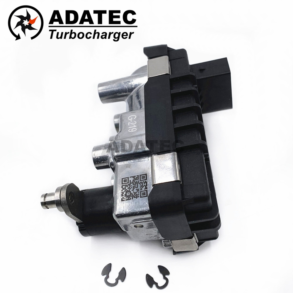 G 219 G219 turbo electronic actuator 712120 6NW009420 turbine wastegate 757608 for Mercedes C Klasse 320