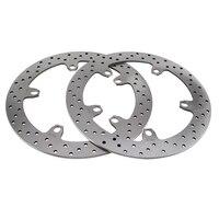 2 предмета мотоциклетные ротор дисковых передних тормозов для BMW K1200GT K1200R K1200S R1200R R1200RS R1200RT K1300GT K1300GT K1300R R девять лет