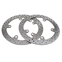2 Pcs Motorcycle Front Brake Disc Rotor For BMW F800R F800ST F800GT R850R R850RT R1100S R1150R R1150RT HP2