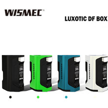 WISMEC Luxotic DF TC Box MOD with 200W Huge Power & 1.3 Inch Display Squonk Mod VS WISMEC Luxotic BF/RX GEN3 Mod(China)