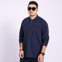 2019 new Plus size 8XL 7XL 6XL quality long sleeve T shirts men famous brand clothing print T shirt male stretch Tshirt for men