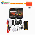 Multi-Function 12V Petrol Diesel 16000mah Car Jump Starter Car 4USB Power Bank Mini Compass SOS Light 600A Peak Car Charger