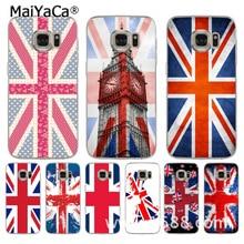 9467cdb9f7 MaiYaCa jh4772 Union Jack British Flag 2018 Colored soft tpu phone Case for samsung  galaxy s8