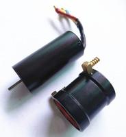1Set High speed 3200KV Brushless Motor Inner Rotor 2858 Brushless Motor + Water Cooling Jacket for RC Boat Models Spare Parts