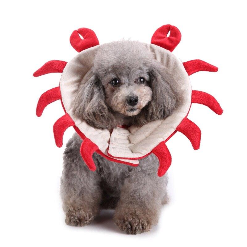 Животного ShapeCollar Обложка кольцо Регулируемый Исцеление растет Цепочки и ожерелья анти укус без лизать раны домашних животных