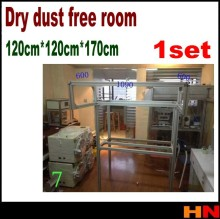 1set Dry dust free room anti static room full set for cleaning room anti-static wall for refurbishment dust-free plant
