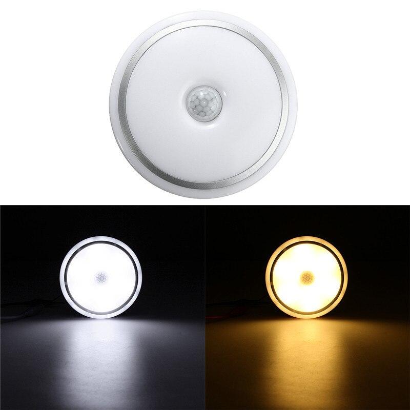 Luzes de Teto movimento led acrílico luz de Estilo de Instalação : Montado na Superfície