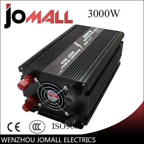 3000W WATT DC 12V to AC 220V modified sine wave Portable Car Power Inverter Adapater Charger Converter Transformer mkm2000 242g c modified sine wave professional dc ac 2000 watt power inverter 24v to 220v electrical inverters with charger