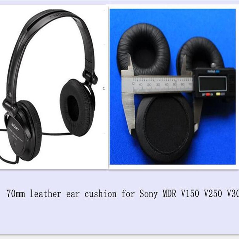 Sony MDR-V250 Studio Monitor Headphones with In line ...