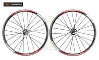 TRIGON MCWC23 углеродного волокна ультра легкий 26 MTB горный велосипед колеса колесной колеса углерода 24 aero спицы