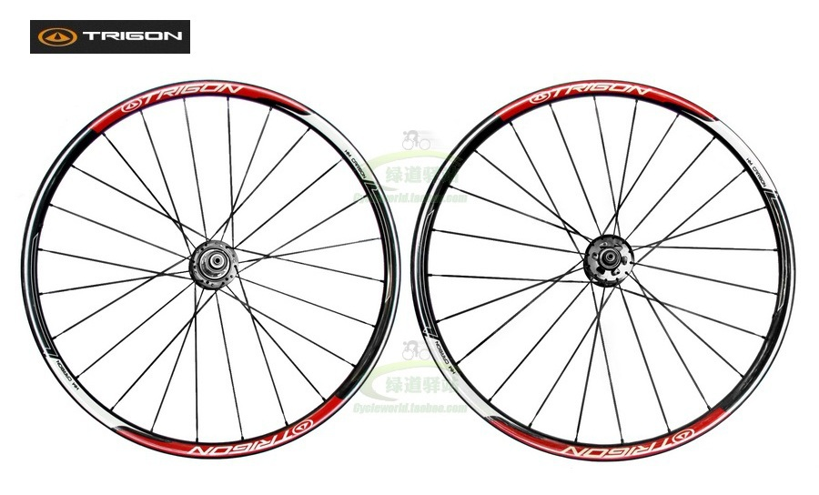 TRIGON MCWC23 en fiber de carbone ultra léger 26 VTT vtt vélo roues roues carbone roues 24 aero rayons