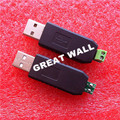 1pcs USB to RS485 485 Converter Adapter Support Win7 XP Vista Linux Mac OS WinCE5.0