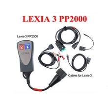2016 Lexia 3 Herramienta de Diagnóstico lexia3 PP2000 V48 diagbox software V7.82 explorador Del Coche para Citroen Peugeot Profesional