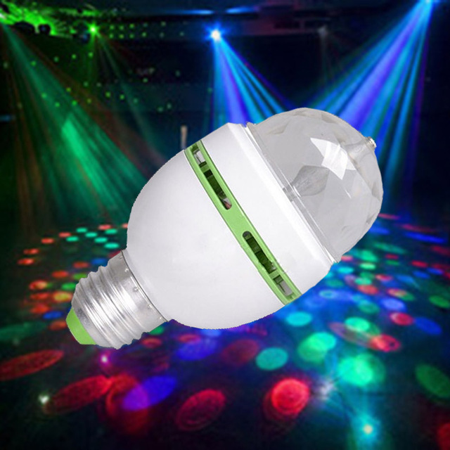 H086 Mode LED Lamp E27 Moving Head Podium Verlichting Laser Crystal ...