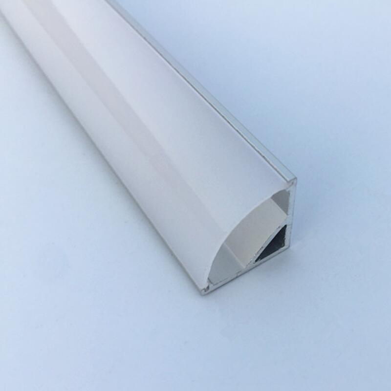 TS12A aluminium led profile corner free shipping led channel housing suitable for 10mm width led strip led corner or led housing