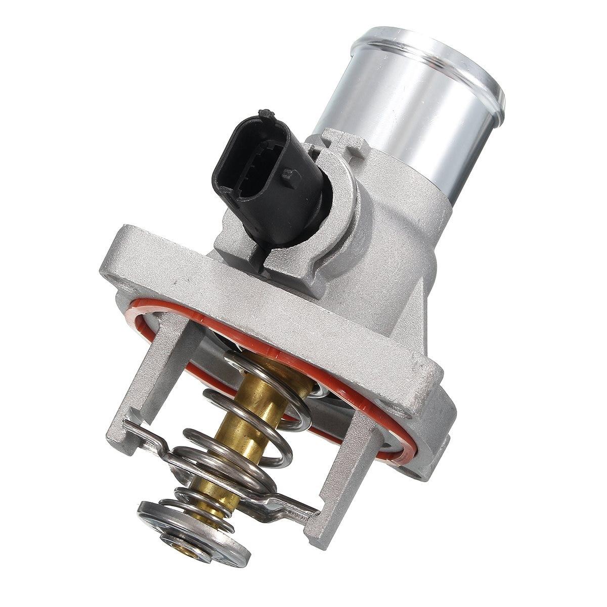 Prix pour Refroidissement moteur Boîtier de Thermostat Pour Chevrolet/Cruze Sonic Aveo G3 2009-2013 pour Vauxhall/Opel Astra 96414627 55578419