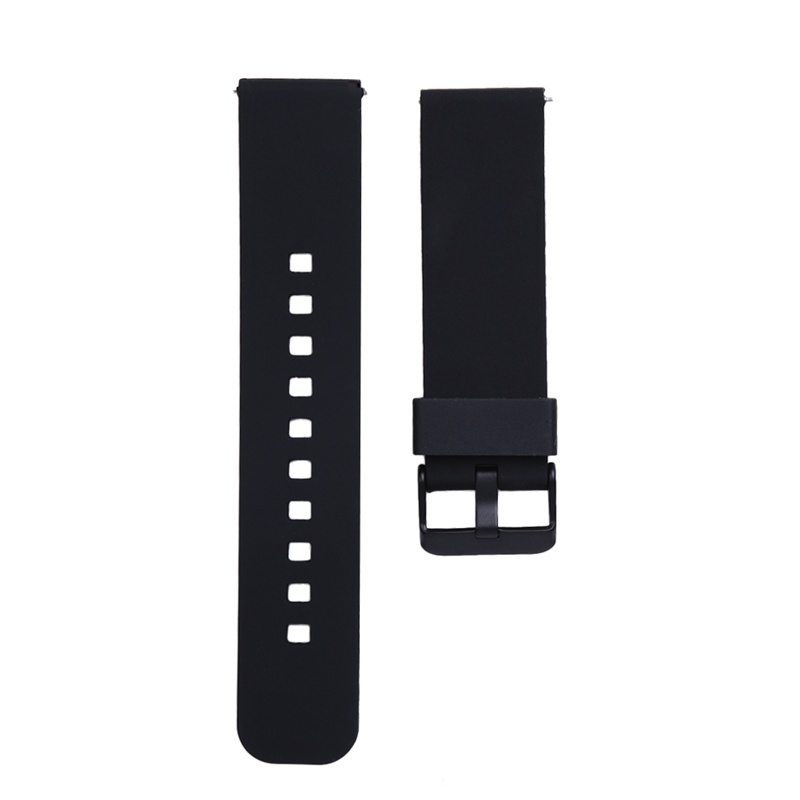 Soft Silicone Replacement Sport Watch Wrist Band Strap Watchbands Belt For Cookoo2 Watch Pebble Time Smart Watch Straps