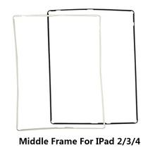 Middle Frame For IPad 2 / 3 / 4 black & White