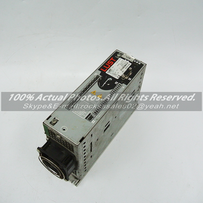 LUST LTI Drives CDD34.005.C2.0 CDD34005C20 Drive  Used In Good Condition With Free DHL / EMS dhl ems ab ac drive 22a b4p5n104 22ab4p5n104 new in box