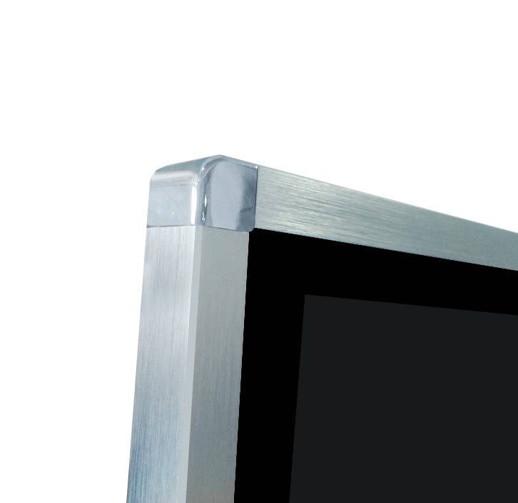 65 pouces écran tactile Windows I3 support de plancher kiosque numérique signage joueur de publicité pour totem de cabine photo - 6