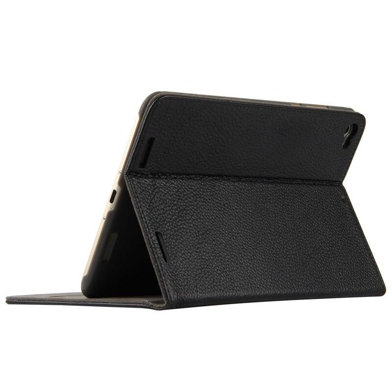 Funda para Xiaomi MiPad 2 Funda protectora elegante de cuero genuino - Accesorios para tablets - foto 3