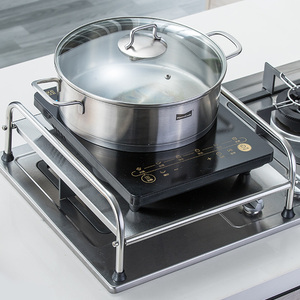 Inox Induction Cooker Shelf Su