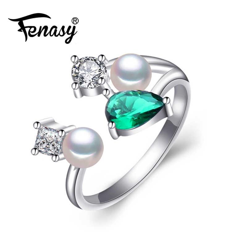 Pearl Rings Cute
