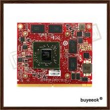Original HD7650A 215-0803043 MXM Tarjeta de Vídeo Para HP HD 7650A 2 GB DDR3 Tarjeta Gráfica GFX Móvil 671864-002