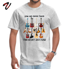 Too Many Guitars! T Shirt Customized Game Of Thrones On Sale Panic At The Disco Fabric Tees comfortable Tee-Shirts for Men