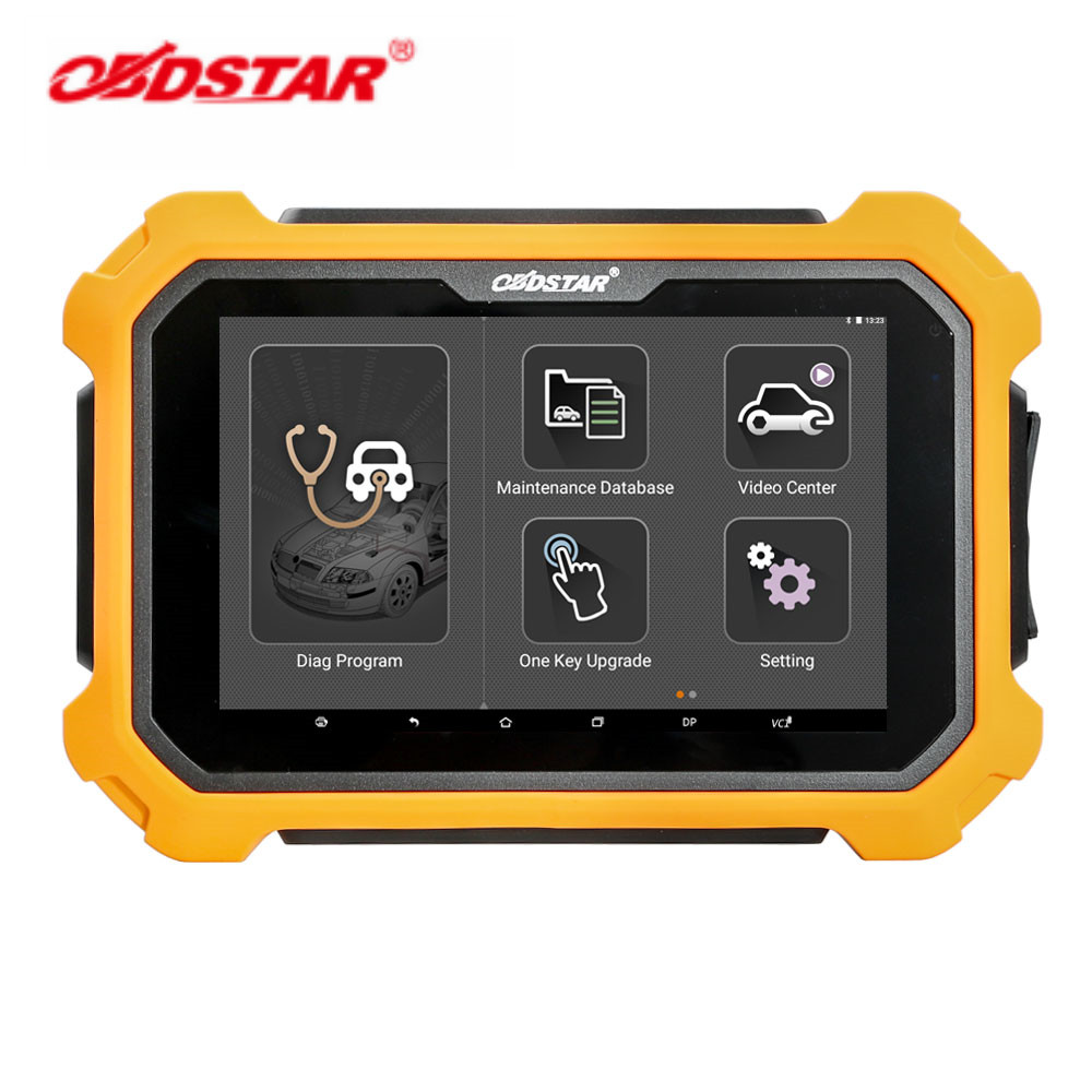 OBDSTAR X300 PAD2 X300 DP Plus C Package Full Version 8inch Tablet Support ECU Programming and Toyota Smart Key