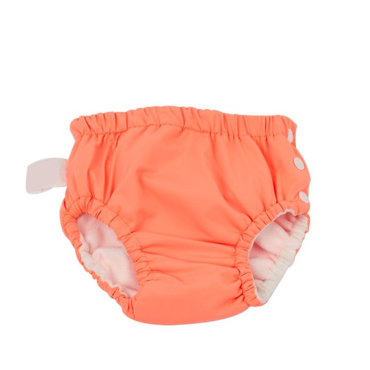 Soft Fabric Elastic Waistband with Urine Layer for Babies