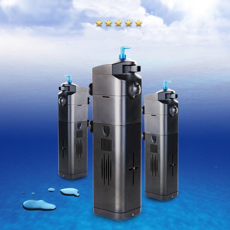 4 v 1 Fish Fank rezervoar notranje filtrirne črpalke UV / 9 / 13W UV - Izdelki za hišne ljubljenčke