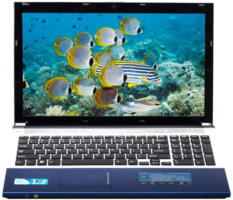 8G RAM+120G SSD and HDD 320G Intel Core i7 Dual-core Laptops