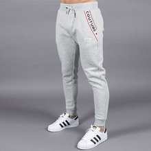 High Quality Run Jogging Pants Men Training Running Sport Pants Men Sportswear Jogging Football Trousers Soft