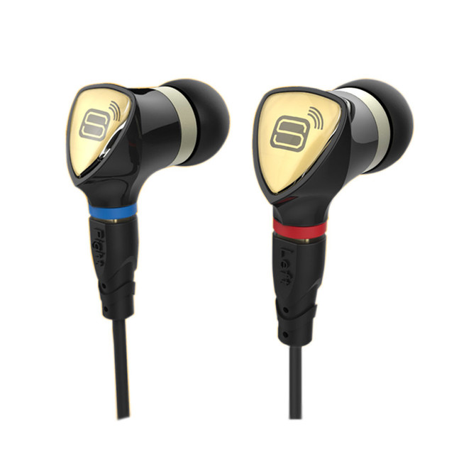 New SENFER 4in1 Balanced Armature With Dynamic In Ear Earphone With MMCX Interface  HIFI Earbuds Headset