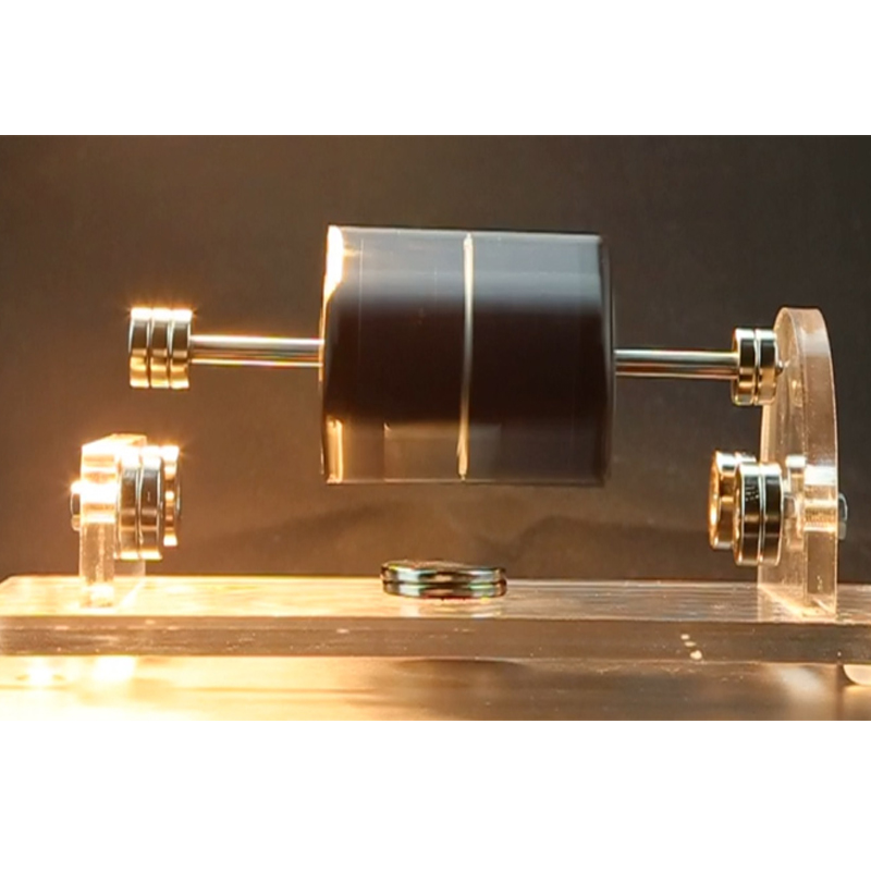Motor de suspensão magnética brinquedo levitação magnética