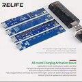 RL-909C универсальная зарядная плата для активации батареи для iphone  xiaomi  Samsung  Huawei  ipad  телефон  инструмент для ремонта