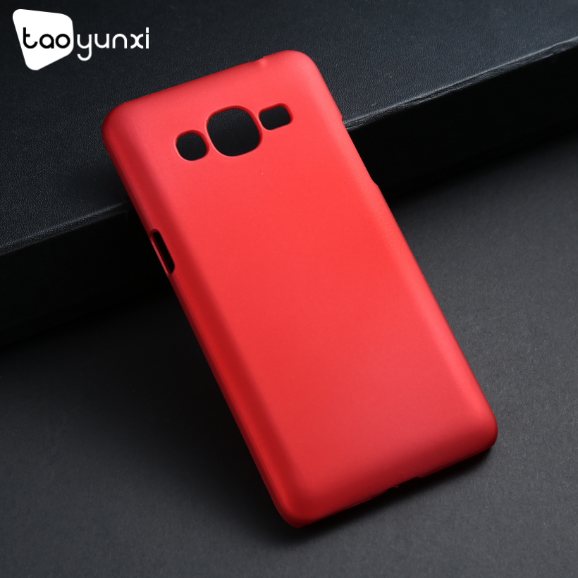 TAOYUNXI Hard Plastic Cases Cover For Samsung Galaxy J1 Mini Prime J106F/DS J106B/DS J106H/DS 4.0 inch Case Matte Phone Cover