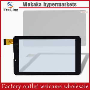 """Tempered Glass Protector Film 7"""" Navon Platinum Explorer 3G Tablet touch screen Digitizer Touch panel Glass Sensor Replacement(China)"""