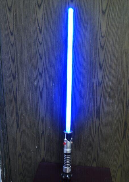 Звездные войны ОБИ-ВАН КЕНОБИ ULTIMATE FX СВЕТОВОЙ МЕЧ, лазерный меч, лазерная сабля, лазерная сабля, световой меч, синий свет