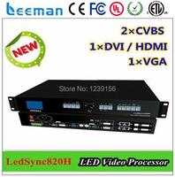 Leeman video processor LVP605 display ---LVP605 LVP605D LVP605S LedSync820H LED video image processor