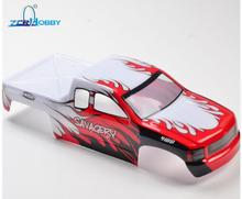 HSP RACING RC CAR SPARE PARTS ACCESSORY 1 8 SCALE BODY SHELL OF 94982 MONSTER TRUCK