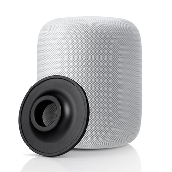 For Apple Homepod Stand Base Anti-Slip Stainless Steel Speaker Holder Pad for Homepod Smart Bluetooth Speaker Accessories фото