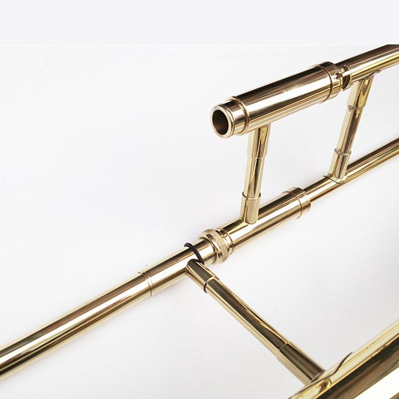 Trombone Slide TromboneTenor Bb Flat Intermediate with F Attachment Mouthpiece Carry Case Gloves in Trombone from Sports Entertainment