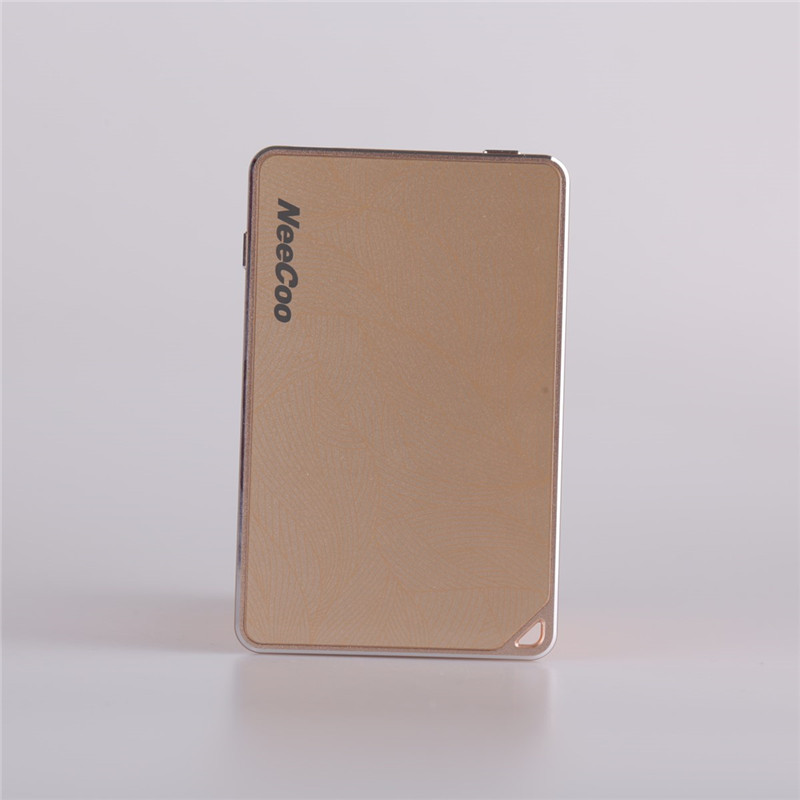 imágenes para Bluetooth4.0 neecoo me2 portátil ultra-delgado dual sim adaptador para iphone 5 5s 6 6s 7 plus dual micro