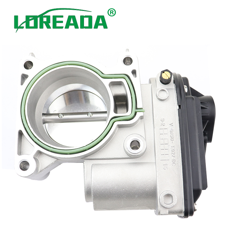 LOREADA Electronic Throttle Body Assembly 1556736 VP4M5U9E927DC 4M5GFA 2.3L Case For FORD Mondeo WLR6701 2.3L 2.5L 2009-2012