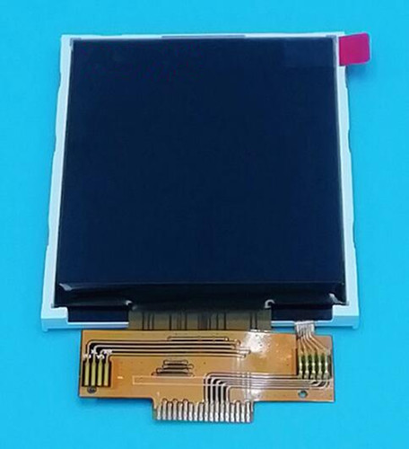 US $5 4 |2 8 inch 18P 262K SPI TFT LCD Screen ST7789V Drive IC 280(RGB)*320  Wide Viewing Angle-in LCD Modules from Electronic Components & Supplies on