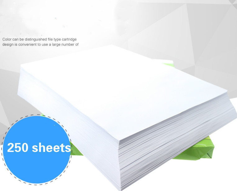 A3 copy paper 80g printing paper office paper 250pcs/bag