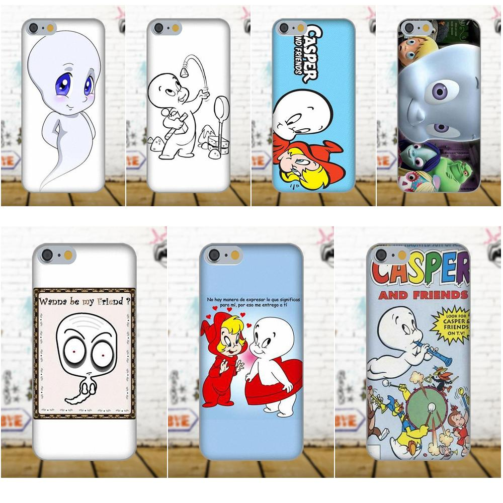 Oedmeb For Xiaomi Redmi 5 4A 3 3S Pro Mi4 Mi4i Mi5 Mi5S Mi Max Mix 2 Note 3 4 Plus Soft TPU Hipster Case Casper & Friends image