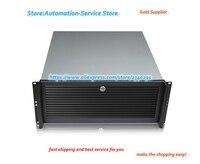 High Grade Aluminum Panel 4U Case Full Open Door 4U Industrial Control Server Case